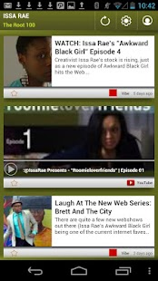 Issa Rae: The Root 100 - screenshot thumbnail