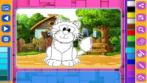 圖畫書 - 動物 玩教育App免費 玩APPs