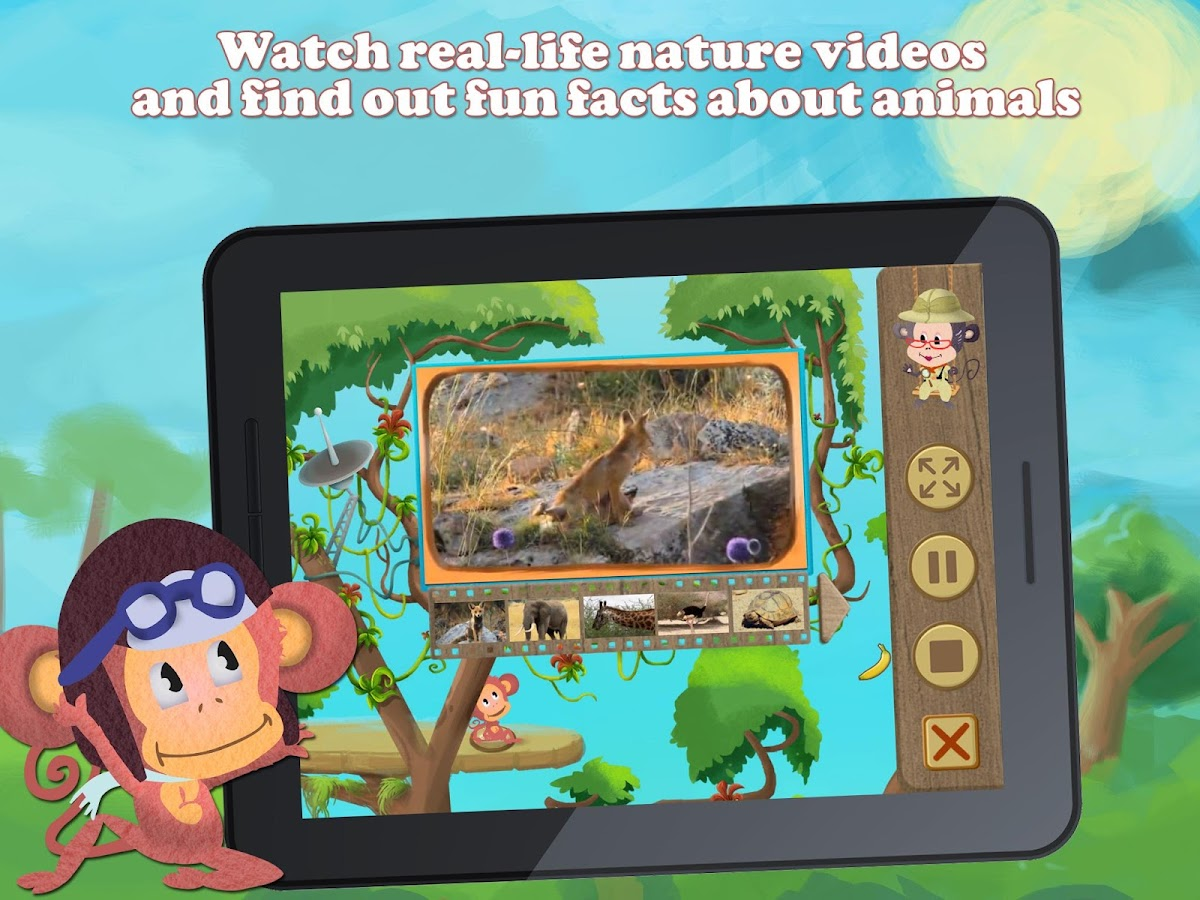 animal world for kids babytv android apps on google play