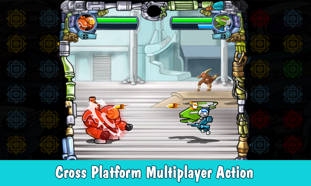 Platform Wars- screenshot