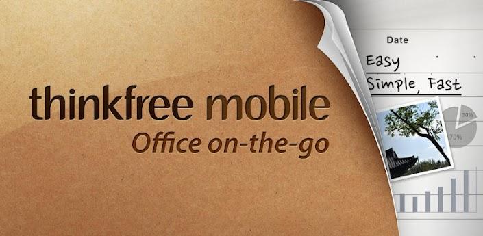 ThinkFree Mobile Pro apk