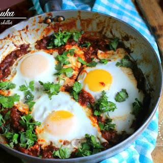 Shakshuka - Breakfast in a Skillet