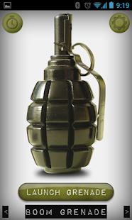 Grenade Sounds