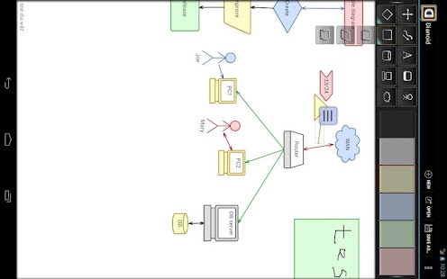 Dianoid Lite (Diagram Editor) - screenshot thumbnail