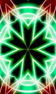Kaleidoscope LiveWallpaper Pro- screenshot thumbnail