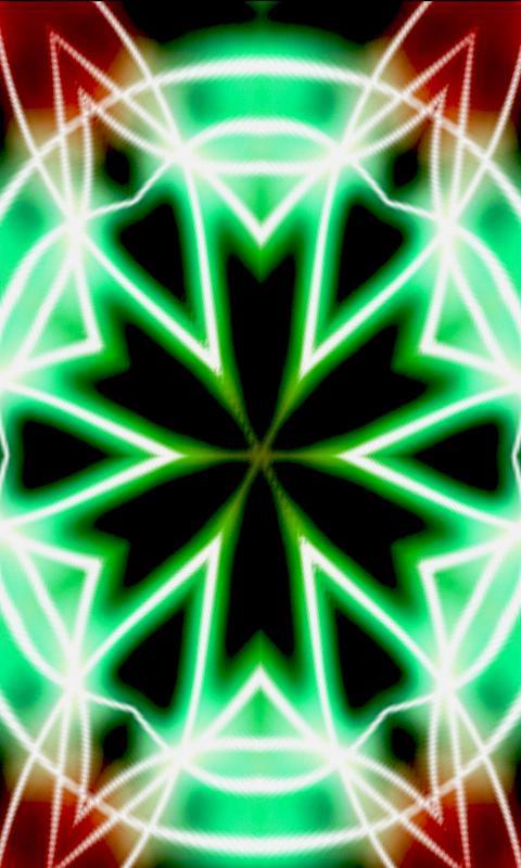 Kaleidoscope LiveWallpaper Pro- screenshot