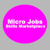 Micro Jobs skills Marketplace