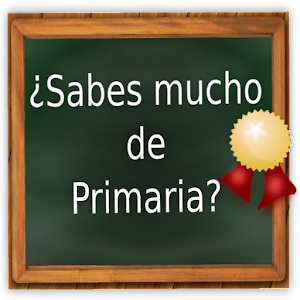¿Sabes Mucho de Primaria? for PC and MAC