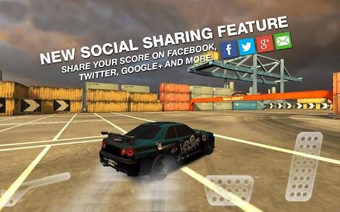 Real Drift Car Racing Free - screenshot thumbnail