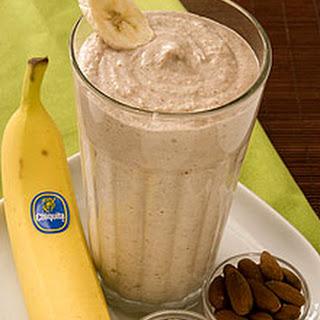 quick Chiquita Banana Oatmeal Smoothie.