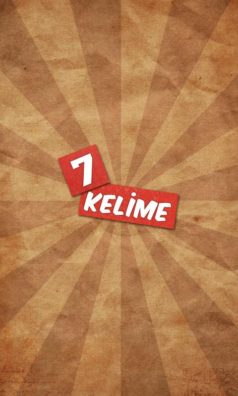 7 Kelime- screenshot