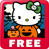 Hello Kitty. Halloween