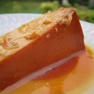 (Latin caramel custard)