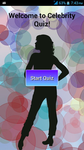 Guess the Celebrity - Quiz