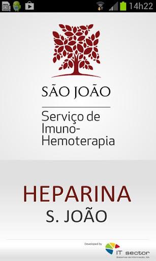 Protocolo da Heparina