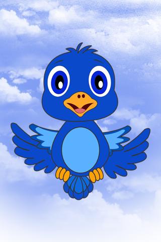 Blue Bird Touch Magic LWP