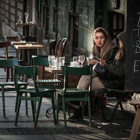 Surprised by Vesna Lavrnja - People Street & Candids