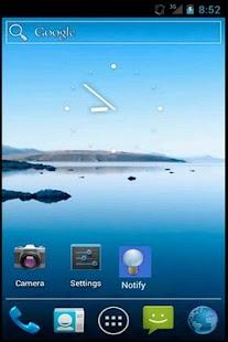 Notification Light Widget- screenshot thumbnail