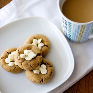 White Chocolate Ginger Drops [Week 1 of 12 Weeks of Cookies 2011]