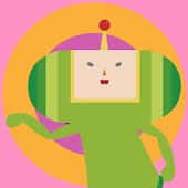 Katamari Bouncy Live Wallpaper