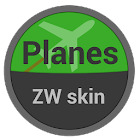 Planes Zooper Skin icon