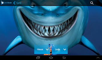 Screenshot of Pickbox tv