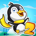 Ice World Penguin 2 - Fishing icon