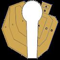 IPSC/USPSA Scoring logo
