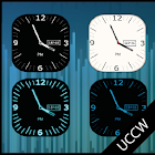 Analog Clock Widget - UCCW icon