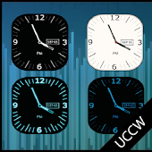 Analog Clock Widget - UCCW