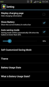 Battery Master-Save power! v2.7