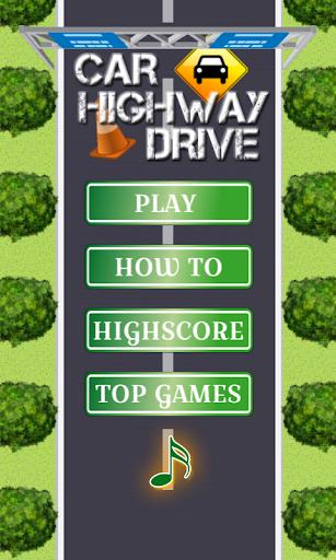 Car Highway Drive