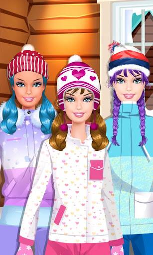 Fashion Doll's Ski Adventure