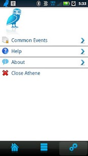 Athene Mobile Event Demo - screenshot thumbnail