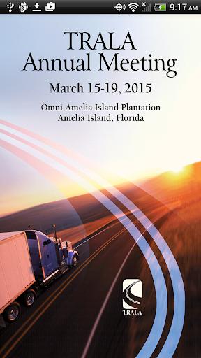 TRALA 2015 Annual Meeting