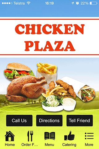 Chicken Plaza