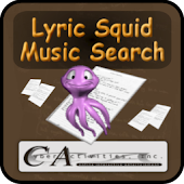 Lyric Squid Music Search Free