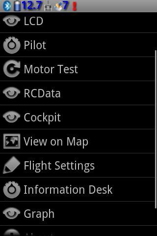 DUBwise MikroKopter- screenshot