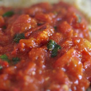 Black Pasta Sauce Recipes.