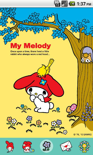 My Melody So Sad Theme