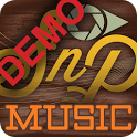 SnapNPlay music Demo icon