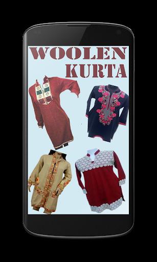 Woolen Kurta Designs