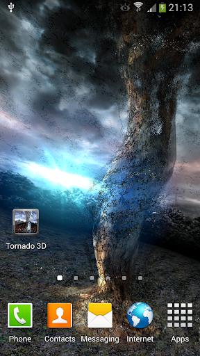 玩免費個人化APP|下載Tornado 3D app不用錢|硬是要APP