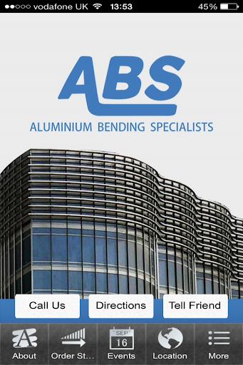 Aluminium Bending Specialists