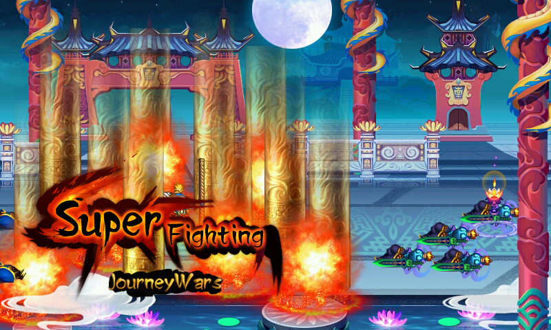 Journey Wars _ Super Fighting - screenshot