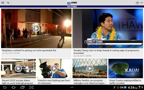 Hawaii News Now - screenshot thumbnail