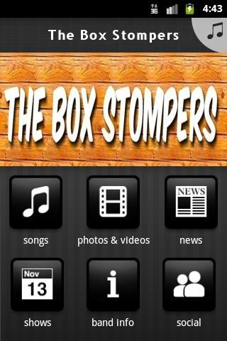 The Box Stompers - screenshot