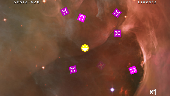 Smiley: Cosmic Guardian (Full) - screenshot thumbnail