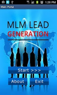 Generate Leads 4 Advocare Biz - screenshot thumbnail