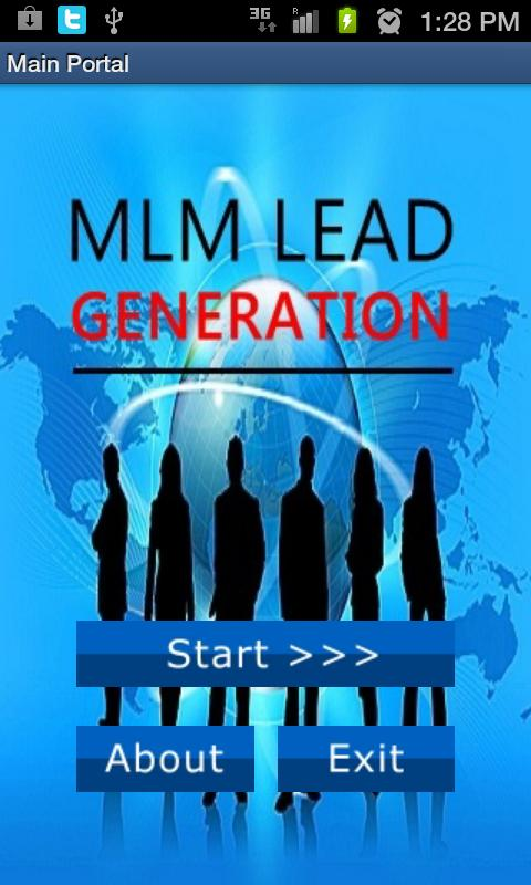 Generate Leads 4 Advocare Biz - screenshot